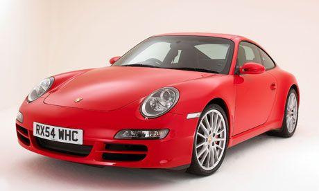 Porsche женский автомобиль с крутым нравом