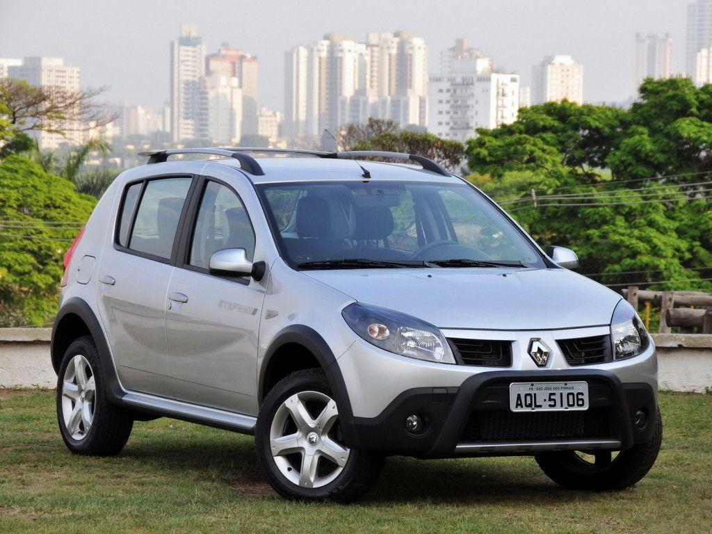 Renault Sandero сдержанный женский автомобиль