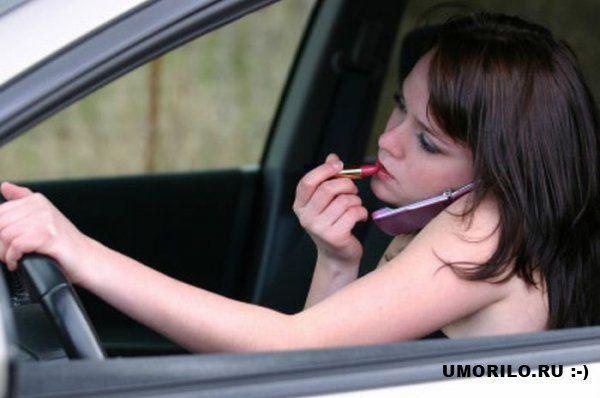 Советы женщинам-водителям, как вести себя на дороге