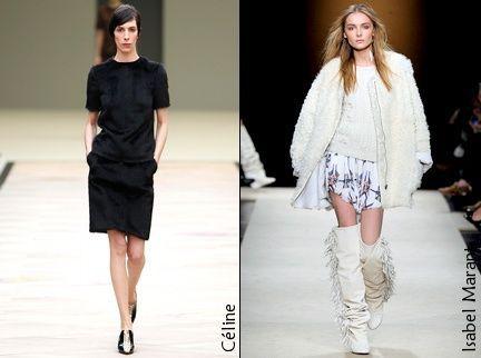 Мода осень-зима 2012 — его величество мех