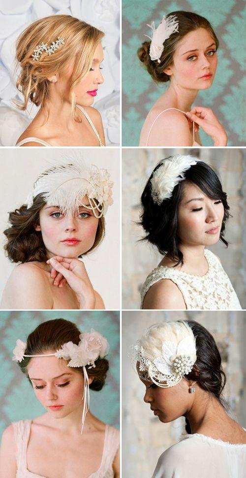 свадебные прически 2012