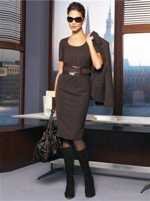 Аксессуары для делового платья