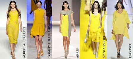 модно летом в 2012