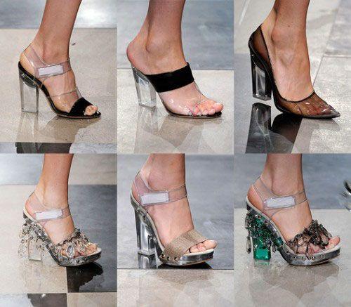 модные туфли от Prada