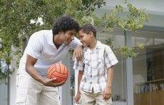сын подросток и взаимоотношения с отцом