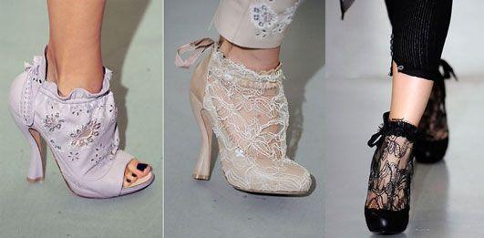 отличные туфли в 2012 для ваших ног