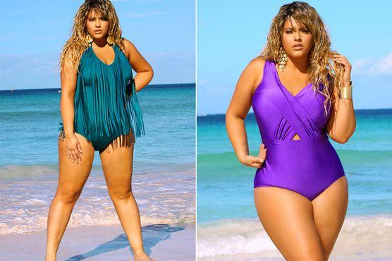 модные купальники 2012 для полных