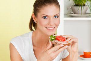 правильное питания и упражнения