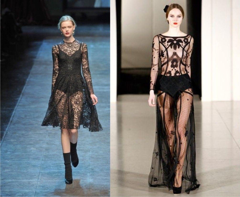 мода на летние платья в 2012 году