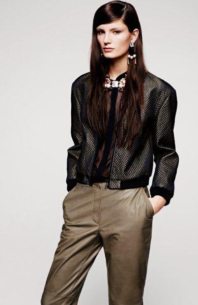 Модные цвета осень зима 2012 2013 при деловом стиле