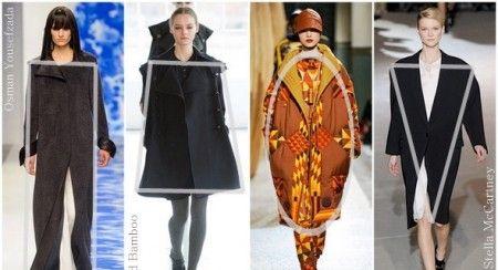 модные пальто 2012 года