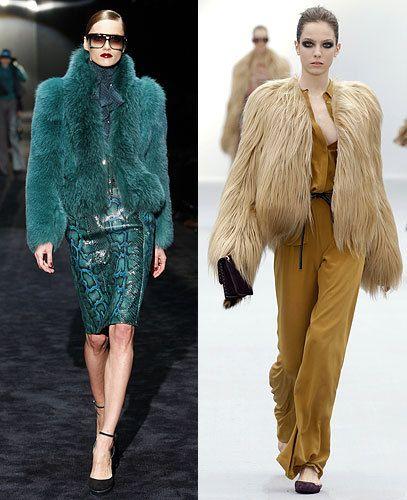 модные шубы 2013 года стань неотразимой