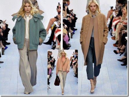 самые модные пальто 2012