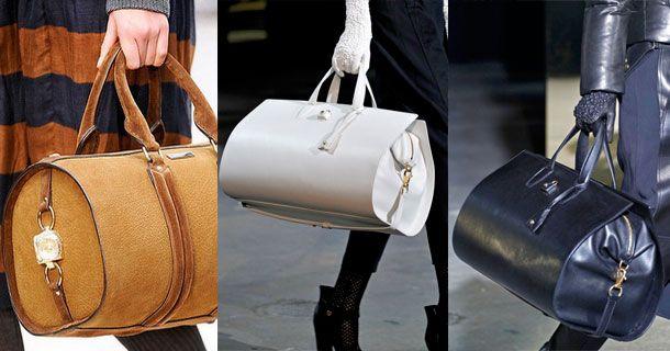 самые модные сумки осень зима 2013