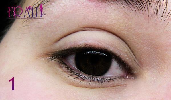 Макияж для карих глаз увеличит глаза