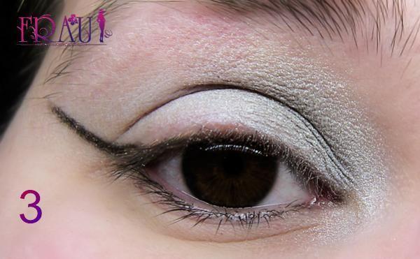 Делаем следующих шаг при макияже карих глаз