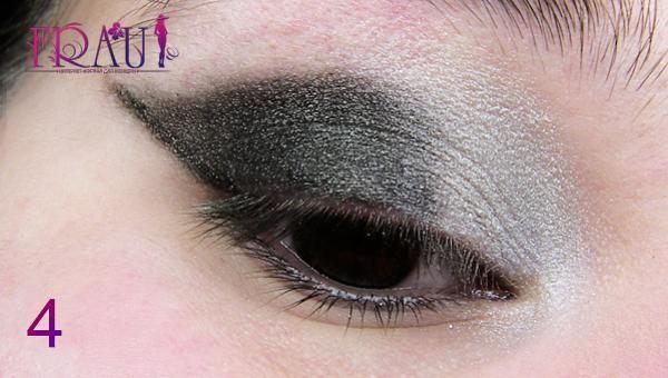 наш макияж карих глаз приобретает яркость