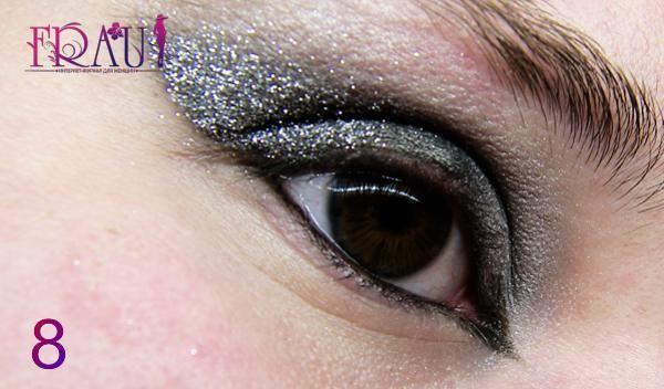 кошачие глазки или профессиональный макияж для карих глаз