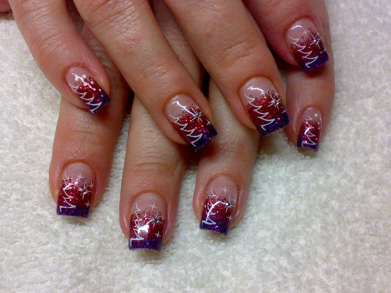 Новые дизайны ногтей