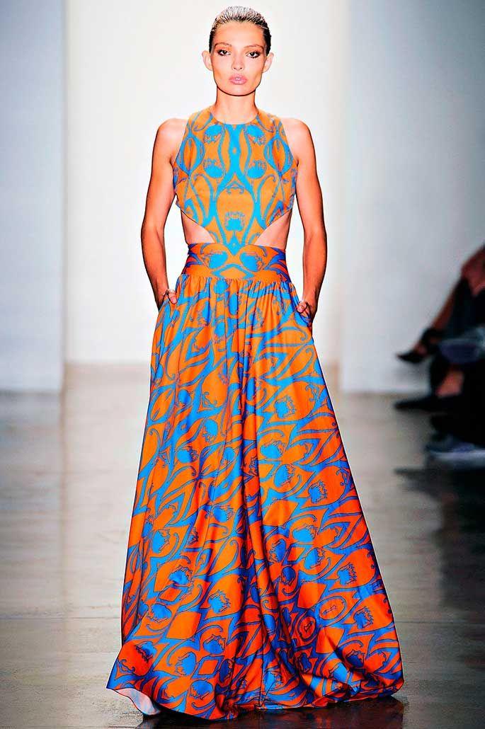 Летние сарафаны 2013 модно, красиво и элегантно | FrauI - интернет