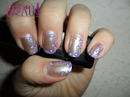 маникюр на короткие ногти в домашних условиях