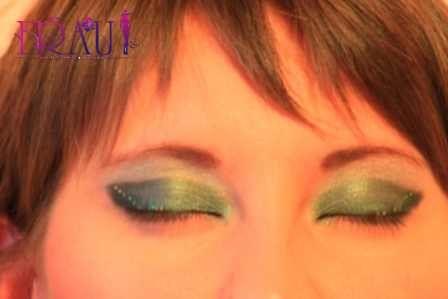 магические зеленые глаза