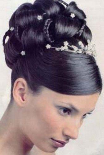 модная диадема для волос