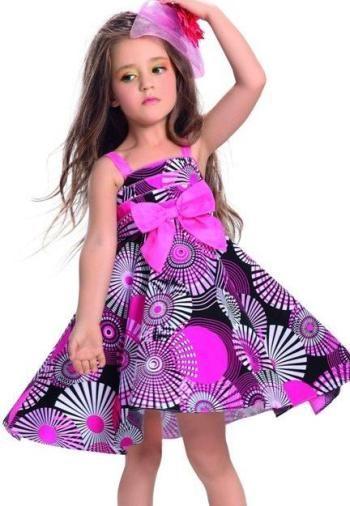Детские платья на выпускной в сад