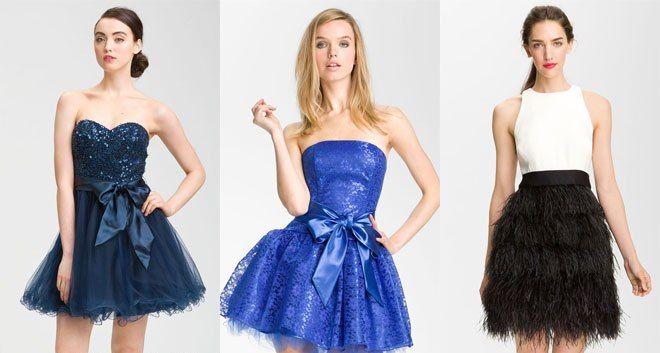 Платья для подростка короткие