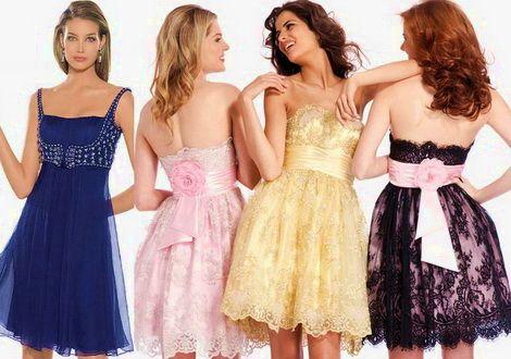 яркие и красивые платья на выпускной