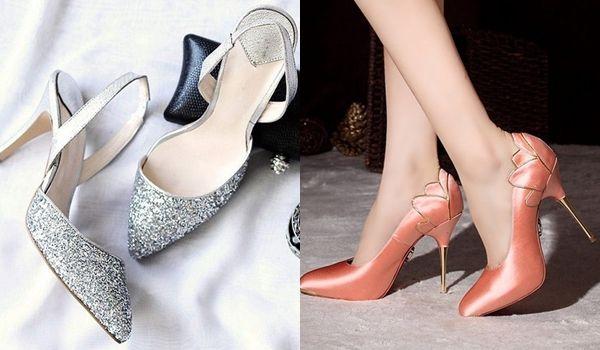 туфли к вечерним платьям на новый год