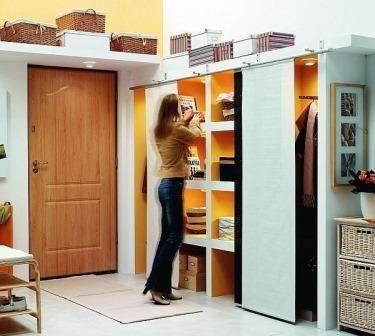 дизайн прихожей квартиры - все начинается здесь