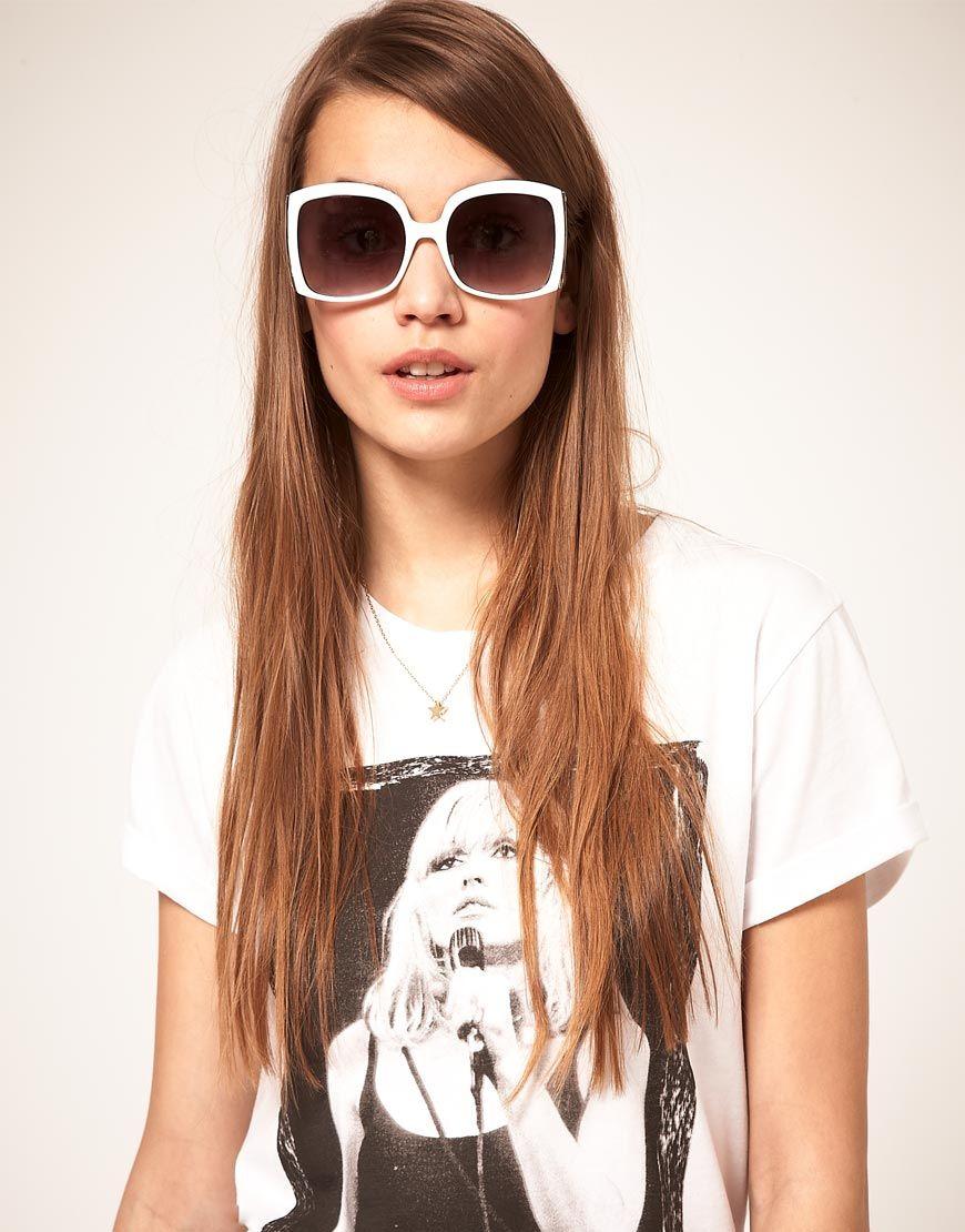 модные квадратные очки