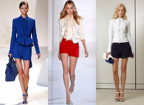 простые и элегантные шорты для девушек