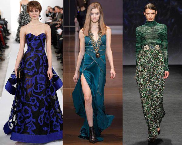 вечерние платья на празднование нового года 2015