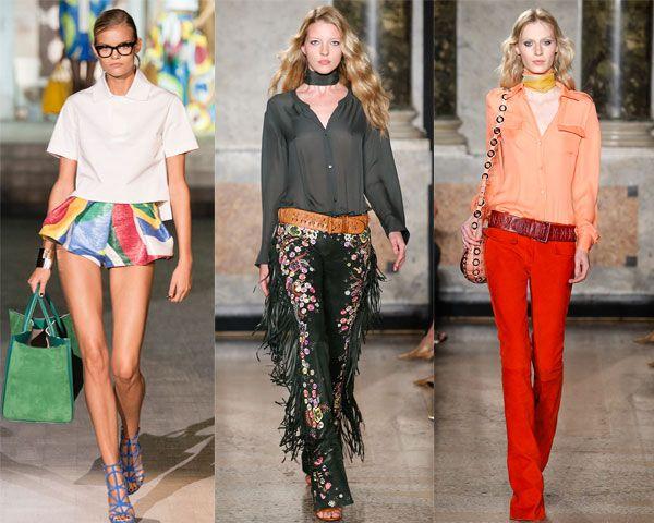 Классические блузы всегда в моде