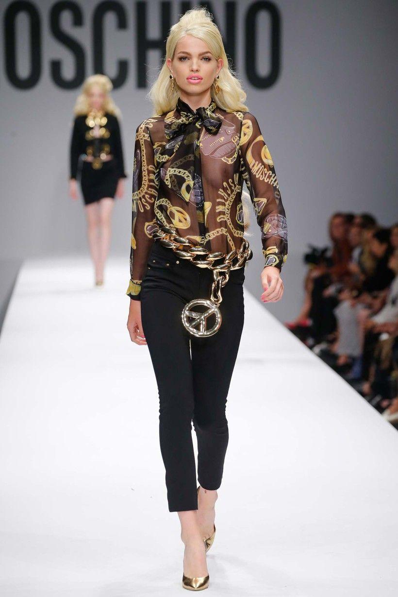 Прозрычные модные блузки