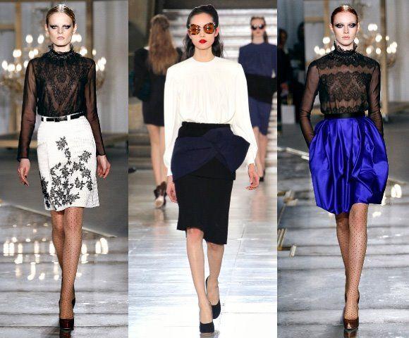 Женские модные блузки 2015