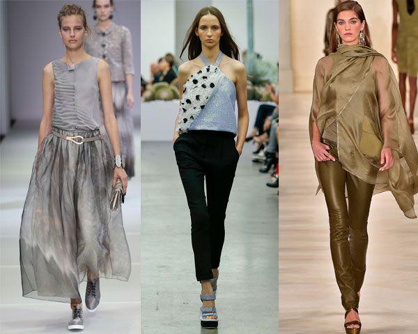 мода стиль и кративность блузок