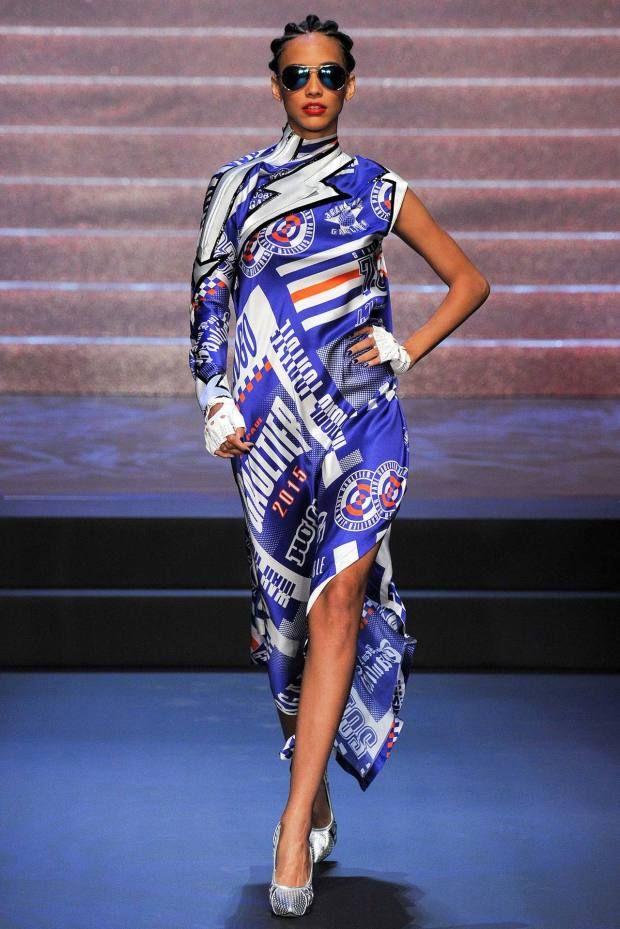Jean-Paul Gaulti мода 2015