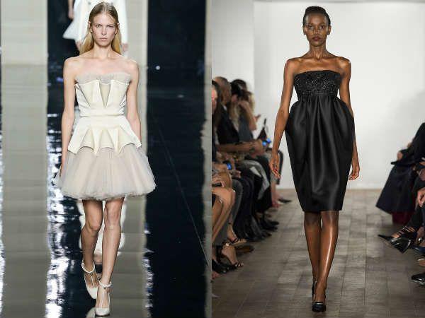 черное и белое всегда в моде