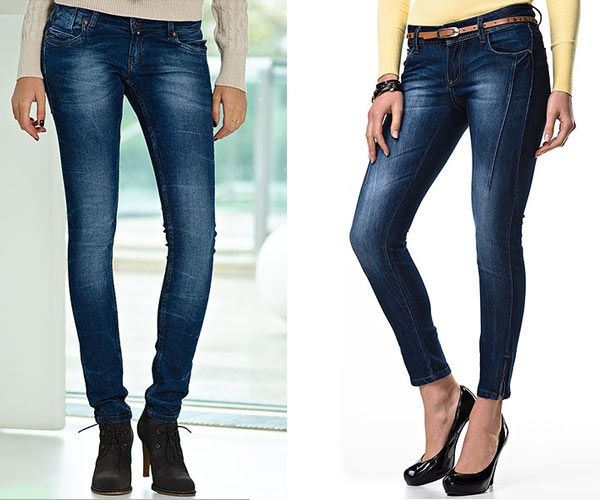 Классические джинсы уместны как всегда