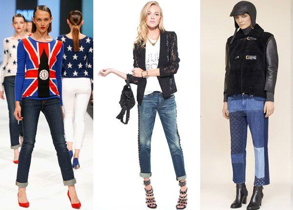 Короткие джинсы модны как никогда