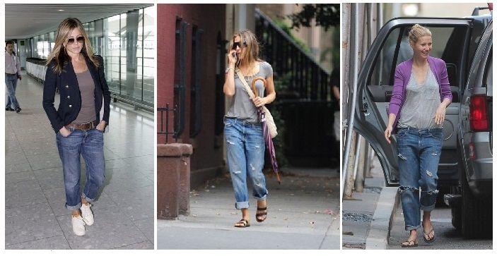 Мешковые джинсы от дизайнеров