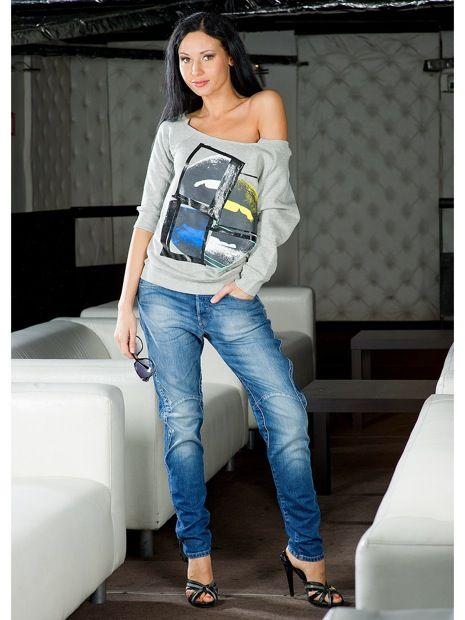 Модные джинсы Чинос для настоящих модниц