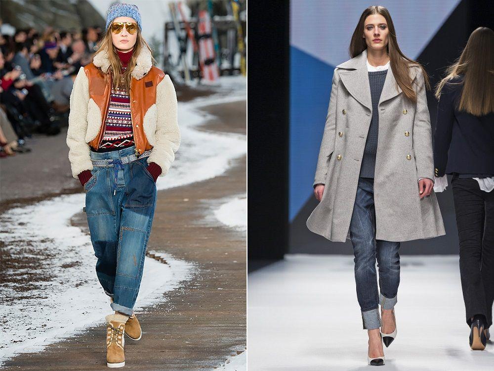 Модные джинсы от tommy hilfiger