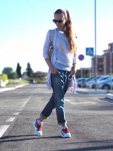boyfriend джинсы для молодежи