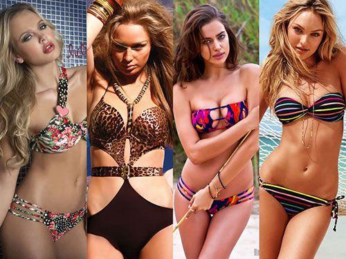 Лучшие модели купальников пляжным модницам