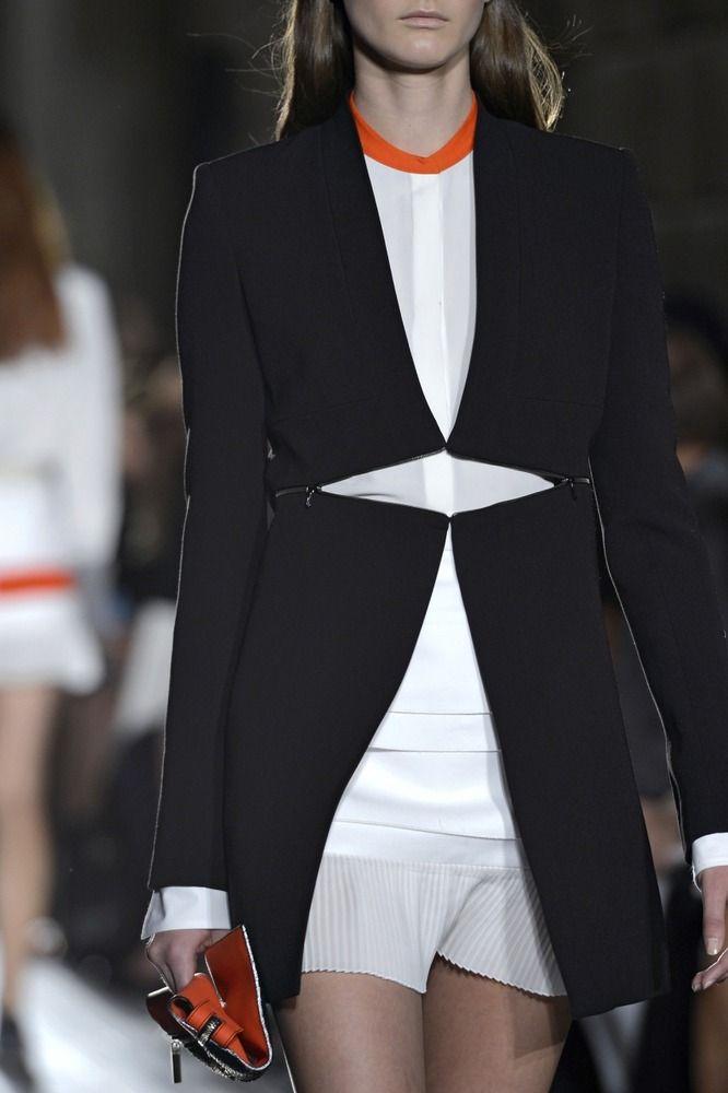Необычный крой в мировых брендах пиджаков