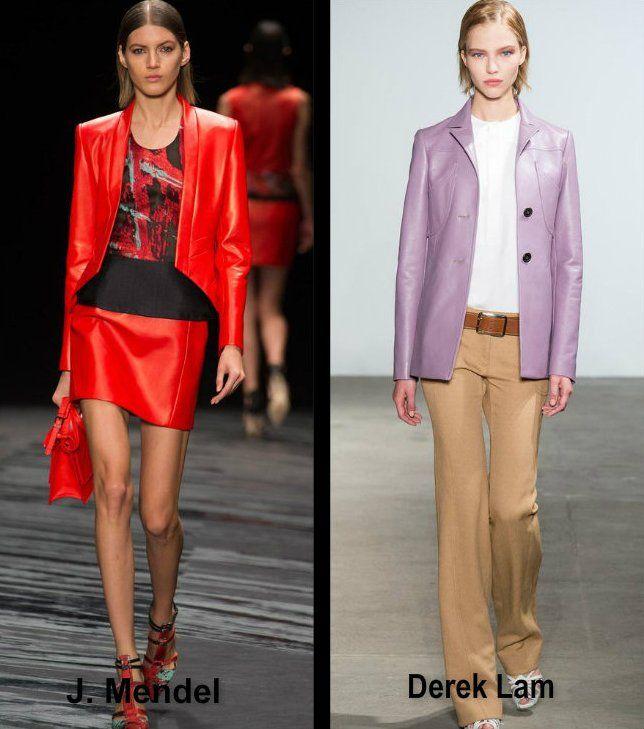 Пиджаки и жакеты для женщин мода сезона